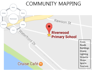 Map for Riverwood